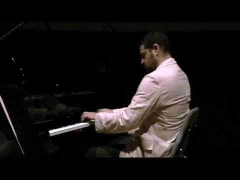 New Music by Elisha Abas - New York Fantasy