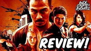 The Night Comes for Us - Movie Review! (Netflix