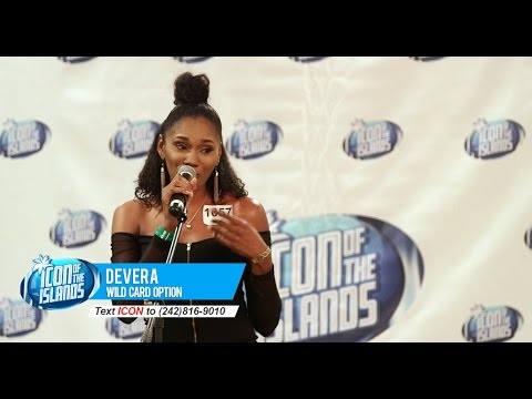 DEVERA PINDER - Wildcard Bahamas Top 25 - Season 2 Icon of the Islands TV Show