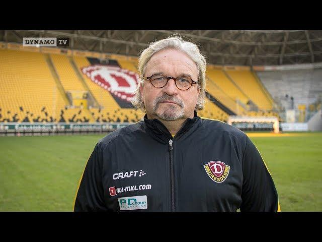 Interview mit Interimstrainer Heiko Scholz