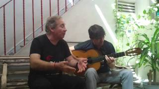 "Carlos Rossi - Nestor Basurto ""Marioneta"" (Guichandut - Tagini)"