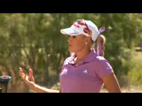 On the Course with Natalie Gulbis