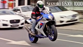 Suzuki GSXR 1000 Two Brothers 4x1 Exhaust - BIKERS GARAGE #07(, 2016-03-02T17:55:58.000Z)
