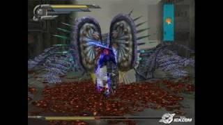 Nano Breaker PlayStation 2 Gameplay - Venus man-trap