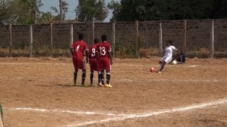 Togo holds first women's football championship