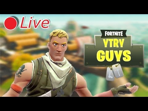 Fortnite Duos With Subs - Come Join!!! (Fortnite Battle Royale)