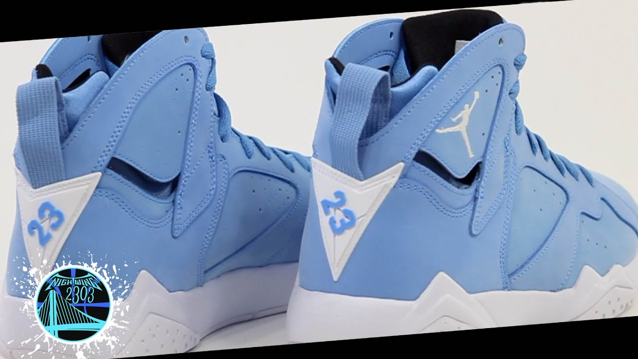 63a6537d91a Air Jordan 7 Retro 'Pantone' | Detailed Look and Review. WearTesters