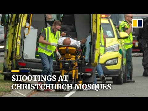 At least 49 dead, several people arrested after attack on mosques in Christchurch, New Zealand