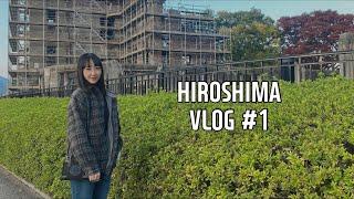 (sub) 일본 여행 브이로그 | 히로시마 여행 1일차…