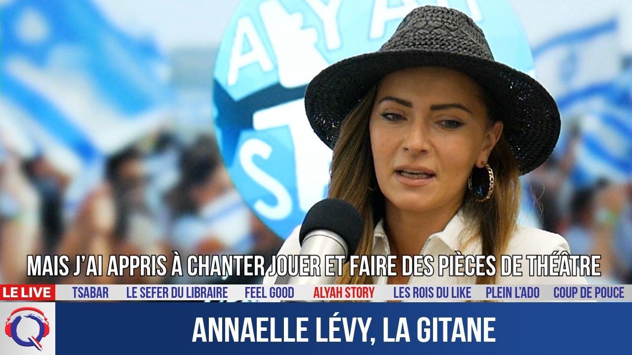 Annaelle Lévy, la gitane - Alyastory#534