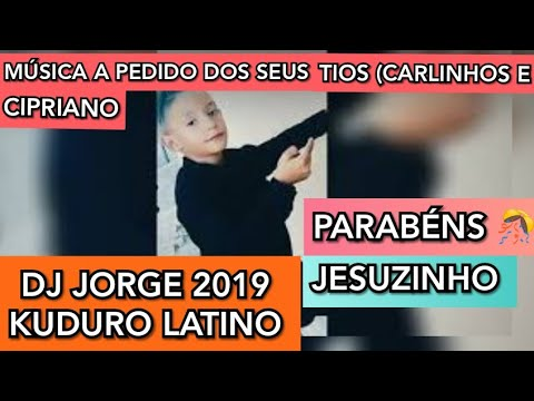 Dj Jorge KUDURO LATINO JESUZINHO NOVAS AS CIGANAS 2019