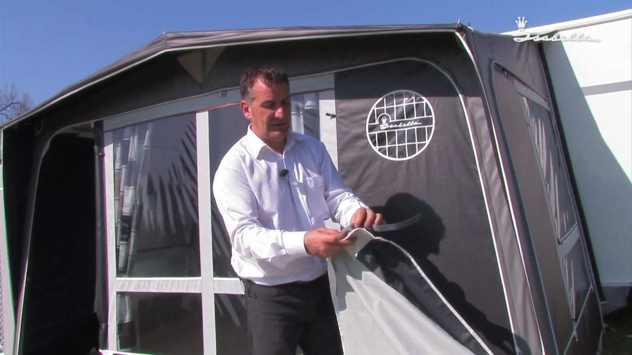 Isabella Awnings Eclipse On Magnum