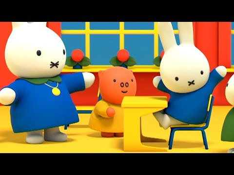 Miffy | Miffy And The Squeak! | New Series! | Miffy's Adventures Big & Small | Full Episode