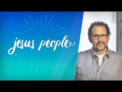 Greg Boyd - The REAL REALLY Good News (Jesus People)