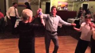 Greek Dancing at the 2015 Salt Lake City Pan-Arcadian District Convention