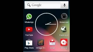 Barra de Estado en Android Recuperacion