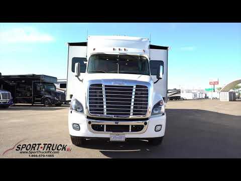 Renegade Classic Super C Diesel Motorhome In Arizona.  HP5740