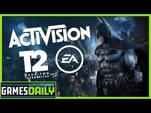 Who Could Buy Warner Bros. Interactive Entertainment? - Kinda Funny Games Daily 06.15.20