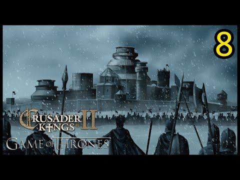 Improving The fortification - GAME OF THRONES Crusader kings 2 multiplayer campaign #8