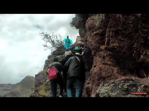 Peru - Pisac - Inca Citadel on Urubamba Valley - South America part 54 - Travel video HD