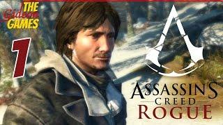 Прохождение Assassin's Creed: Rogue (Изгой) [HD PS3] - Часть 1 (Братья)