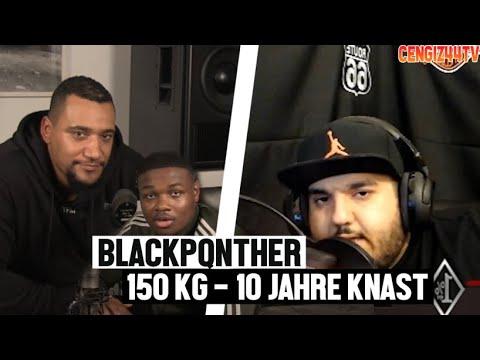 Cengiz44TV   Blackpqnther Interview   150kg , 10 Jahre Haps