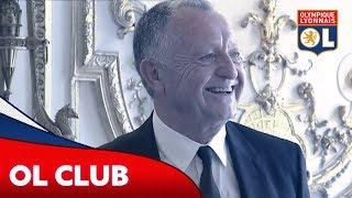 Joyeux anniversaire Président 🎂| Olympique Lyonnais
