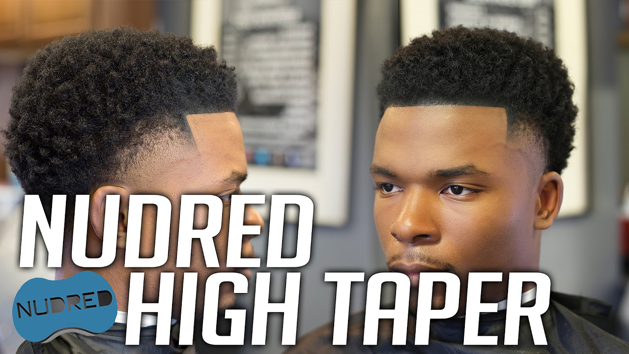 Gentlemans HairCut Styled W Layrite Cement   Fade W Neck - High taper fade haircut