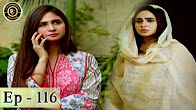 Haya Kay Rang - Episode 116 - Top Pakistani Dramas
