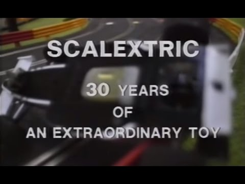 The Scalextric Video – 30 Years of an Extraordinary Toy
