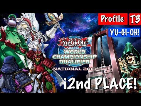 Yu-Gi-Oh! 2 Lugar Nacional México 2018 True Draco (Teach: DNA + Rivalry of Warlords) Dragon Duel