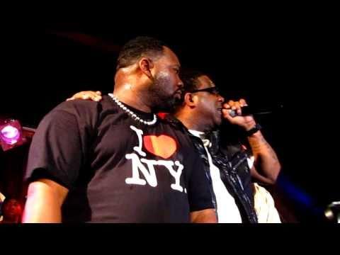 Grand Puba & Sadat X- Punks Jump Up To Get Beat Down / Praises Wu @ BB King, NYC