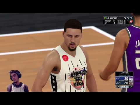 NBA 2k18. Los desafíos de Klay Thompson y Carmelo Anthony en