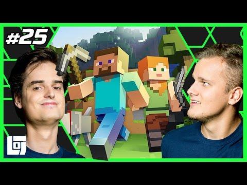 Minecraft Parkour Race met Don en Ronald | 1V1 | LOGNL #25