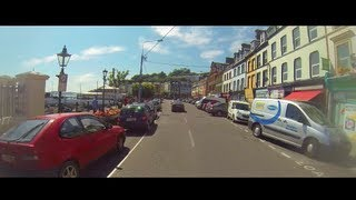 Take a drive around Cobh Cork Ireland (GoPro Hero3)