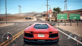 Need For Speed: Payback - Lamborghini Aventador Coupe - Open World Free Roam Gameplay HD