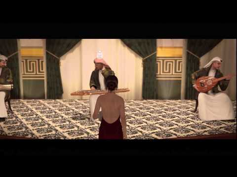 Beyond: Two Souls - Part 1 The Experiment and The Embassy