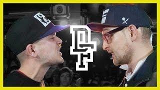 YOUTHORACLE VS MATTER   Don't Flop Rap Battle