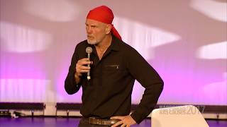 THE GREAT AUSSIE BLOKE SLIM DOWN with Peter Fitzsimmons at Happiness & Its Causes 2017