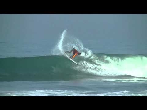 Miguel Pupo Surfing Highlights from Trestles