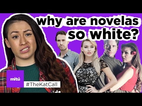 Why Are Novelas So White? | The Kat Call | mitú