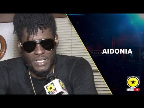 Aidonia Talks Road To Success, Being Back In The US & Rivalry