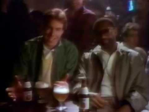 Miller Lite ad with Dave Cowens  and Bob Lanier from 1986