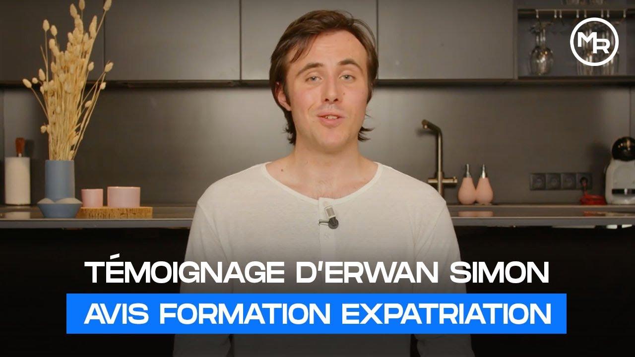 Je me suis EXPATRIÉ en 14 JOURS - AVIS FORMATION EXPATRIATION en ESTONIE de Maxence Rigottier