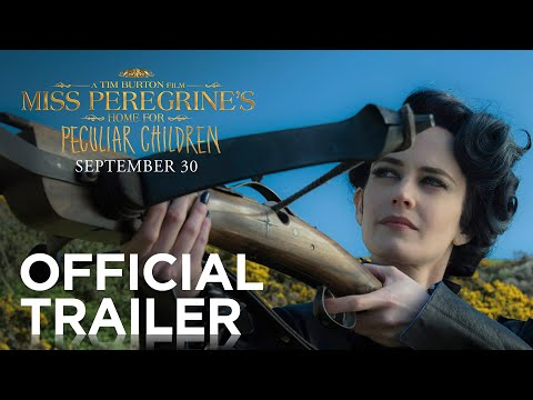 Miss Peregrine's Home for Peculiar Children | Official Trailer [HD] | 20th Century FOX
