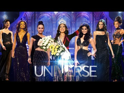 Miss Universe - Black Evening gowns 2000-2016