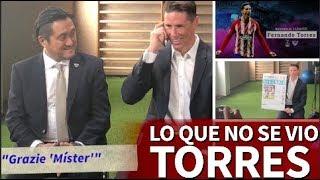Fernando Torres llamando a su nuevo entrenador y detallazo con la afición  Diario As