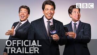 Michael McIntyre is back with a brand new series! - BBC