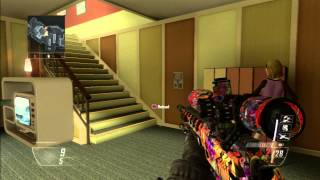 "QUICK SCOPE ""1v1 RAGE"" ""WALLBANG FUN"" Black ops 2 Nuke Town Ballista Gameplay"