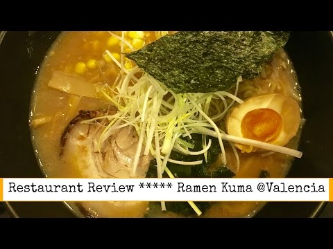 Restaurant Review Ramen Kuma - Tours in Valencia